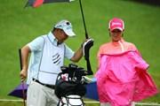 2009年 スタンレーレディスゴルフトーナメント 初日 古閑美保