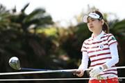 2016年 ダイキンオーキッドレディスゴルフトーナメント 初日 竹村真琴