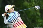 2009年 スタンレーレディスゴルフトーナメント 初日 永井奈都