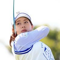 人気の出そうな注目選手だぞ 2016年 ダイキンオーキッドレディスゴルフトーナメント 初日 笹原優美