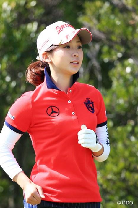 かわいいし人気でそうだね 2016年 ダイキンオーキッドレディスゴルフトーナメント 初日 森美穂
