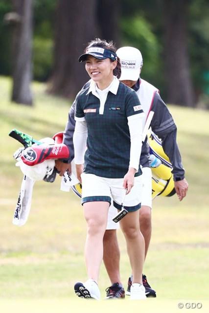 2016年 ダイキンオーキッドレディスゴルフトーナメント 2日目 テレサ・ルー 昨年覇者のテレサ・ルーが連覇に向け首位に並んだ