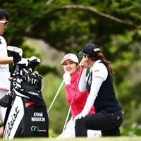 インターバル 2016年 ダイキンオーキッドレディスゴルフトーナメント 2日目 河野美桜