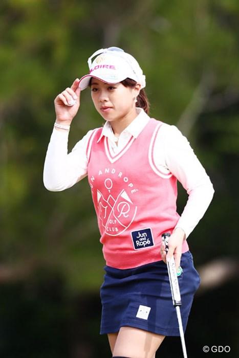 次戦頑張ろう~ 2016年 ダイキンオーキッドレディスゴルフトーナメント 2日目 笹原優美
