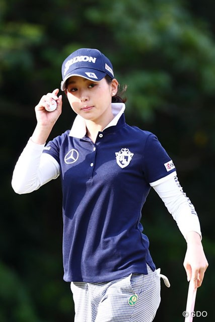2016年 ダイキンオーキッドレディスゴルフトーナメント 2日目 森美穂 残念だけど予選通過には一歩及ばず