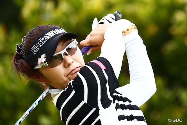 2016年 ダイキンオーキッドレディスゴルフトーナメント 3日目 藤田さいき 『藤田幸希』?いいえ、『藤田さいき』です!