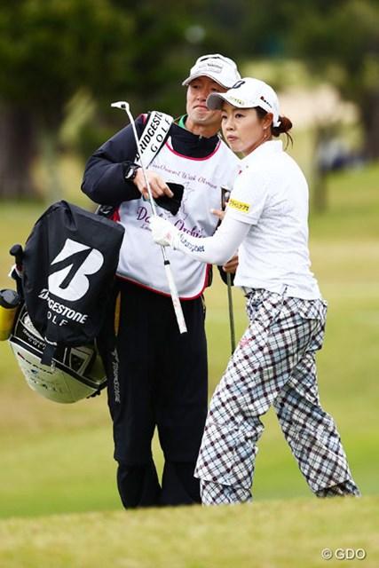 2016年 ダイキンオーキッドレディスゴルフトーナメント 3日目 西山ゆかり 2勝目にむけて気合十分