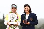 2016年 ダイキンオーキッドレディスゴルフトーナメント 最終日 テレサ・ルー、新垣比菜
