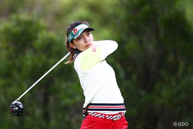 2016年 ダイキンオーキッドレディスゴルフトーナメント 最終日 テレサ・ルー 勝負どころでのショットが光ったテレサ・ルーが初の大会連覇