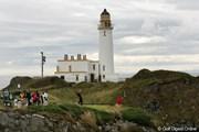 2009年 全英オープン2日目 灯台下暗し?