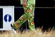2009年 全英オープン2日目 ジョン・デーリー