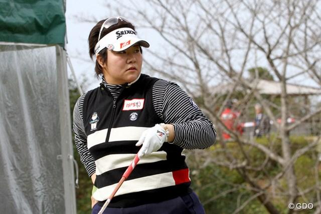 2016年 ヨコハマタイヤゴルフトーナメント PRGRレディスカップ 事前 酒井美紀 東日本大震災から5年。今大会に寄せる酒井美紀の思いとは