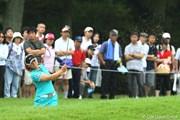 2009年 スタンレーレディスゴルフトーナメント 2日目 有村智恵