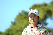 2016年 ヨコハマタイヤゴルフトーナメント PRGRレディスカップ 初日 松森杏佳