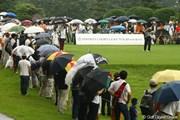 2009年 スタンレーレディスゴルフトーナメント 2日目 1番ティグラウンド