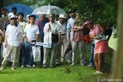 2009年 スタンレーレディスゴルフトーナメント 2日目 佐伯三貴