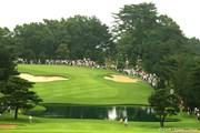 2009年 スタンレーレディスゴルフトーナメント 2日目 8番ホール