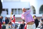 2016年 ヨコハマタイヤゴルフトーナメント PRGRレディスカップ 2日目 松森杏佳