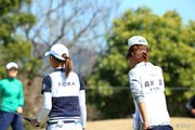 2016年 ヨコハマタイヤゴルフトーナメント PRGRレディスカップ 2日目 森井菖
