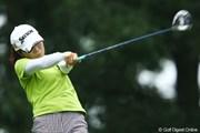 2009年 スタンレーレディスゴルフトーナメント 2日目 永井奈都