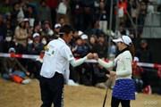 2016年 ヨコハマタイヤゴルフトーナメント PRGRレディスカップ 最終日 飯島茜