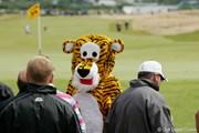 2009年 全英オープン3日目 タイガー
