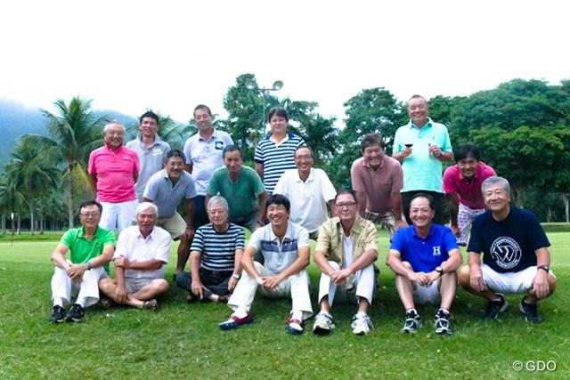 イタニャンガGCで開催された第441回マルーコ会 在リオデジャネイロの日系人、日本人駐在員が月一回集って27ホールをプレーするマルーコ会