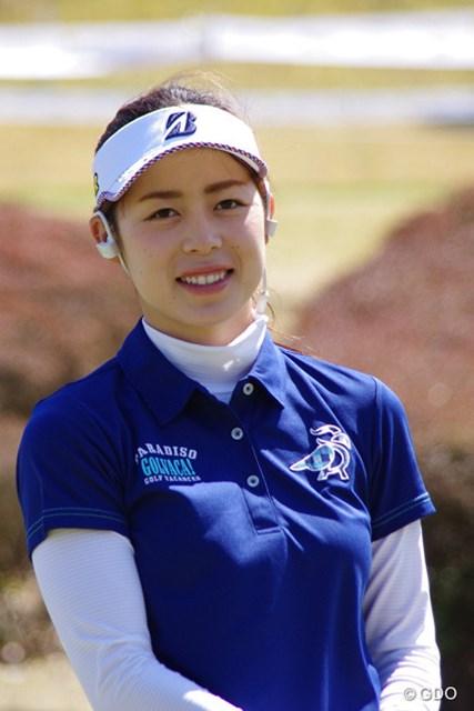 「目標は予選通過」と控えめな大山亜由美