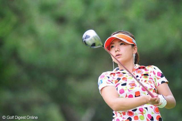 悪天候もなんのその!安定したゴルフで今季2勝目をゲットした有村智恵
