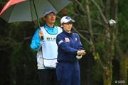 2016年 Tポイントレディス ゴルフトーナメント 初日 飯島茜
