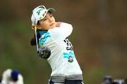 2016年 Tポイントレディス ゴルフトーナメント 2日目 藤崎莉歩
