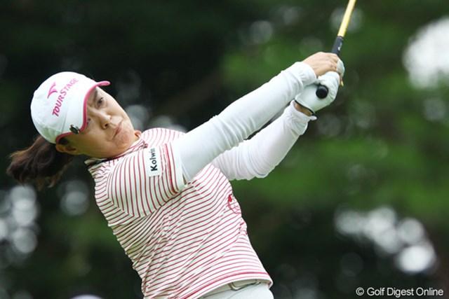 単独2位で終えた斉藤裕子。次は「全英リコー女子オープン」に初挑戦だ!