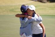 2016年 Tポイントレディス ゴルフトーナメント 2日目 エイミー・コガ