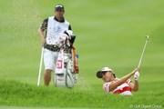 2009年 スタンレーレディスゴルフトーナメント 最終日 横峯さくら