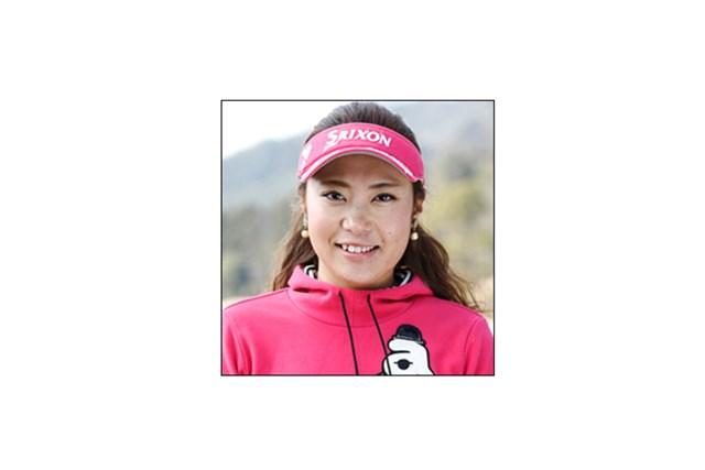 (画像) 女子プロ・ゴルフレスキュー 中井美有プロフィール画像