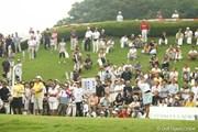2009年 スタンレーレディスゴルフトーナメント 最終日 競技再開