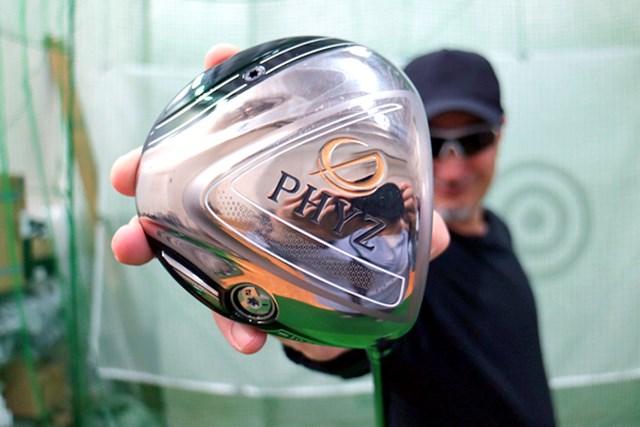 """""""たった3球であなたの潜在能力が目を覚ます""""独自のフィッティングシステムによりセミオーダーが話題の『ブリヂストンゴルフ PHYZ ドライバー(2016年)』をマーク金井が徹底検証"""