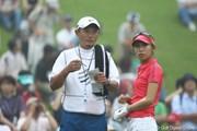 2009年 スタンレーレディスゴルフトーナメント 最終日 金田久美子
