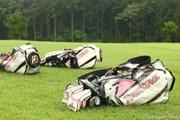 2009年 スタンレーレディスゴルフトーナメント 最終日 キャディーバック