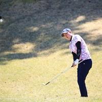 7位タイで最終日へ! 2016年 アクサレディスゴルフトーナメント in MIYAZAKI 2日目 保坂真由