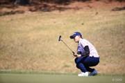 2016年 アクサレディスゴルフトーナメント in MIYAZAKI 2日目 保坂真由
