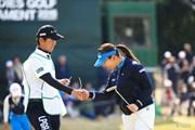 2016年 アクサレディスゴルフトーナメント in MIYAZAKI 最終日 吉田弓美子