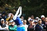 2016年 アクサレディスゴルフトーナメント in MIYAZAKI 最終日 キム・ハヌル