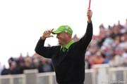 2009年 全英オープン最終日 スチュワート・シンク