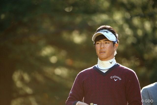 国内で療養中の石川遼はお茶の間へゴルフを伝える役割を買って出た (※撮影は2015年 JTカップ 2日目)
