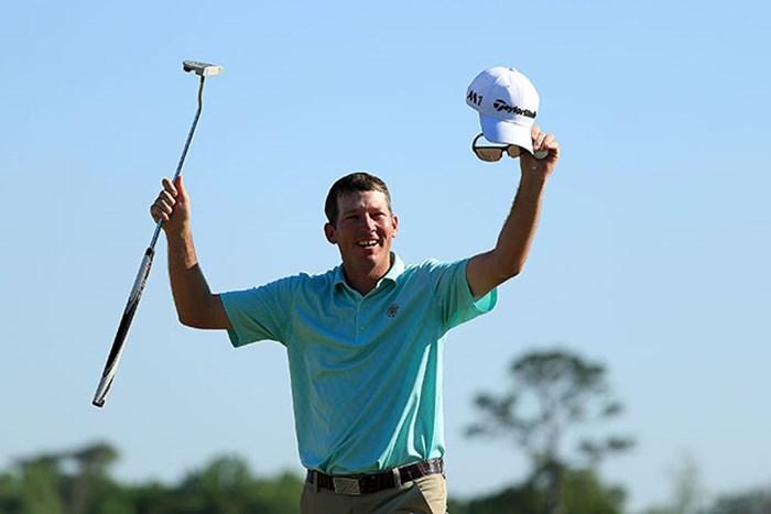 ジム・ハーマンが初のトップ100入り(Scott Halleran/Getty Images) 2016年 シェルヒューストンオープン 最終日 ジム・ハーマン