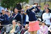 2016年 スタジオアリス女子オープン 2日目 菊地絵理香