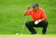 2009年 長嶋茂雄 INVITATIONAL セガサミーカップゴルフトーナメント 3日目 井戸木鴻樹