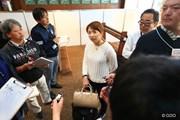 2016年 KKT杯バンテリンレディスオープン 事前 菊地絵理香