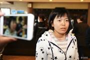 2016年 KKT杯バンテリンレディスオープン 事前 勝みなみ